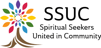 SSUC Edmonton Spiritual Seekers United in Community Logo