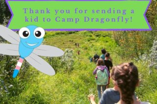 thank you certificate send a kid to camp